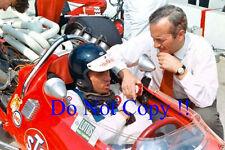 Jim Clark STP Lotus Ford 38/4 Indianapolis 500 1966 Photograph 3
