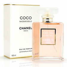 CHANEL COCO MADEMOISELLE EDP  SPRAY 100 ML/3.4 OZ. New and Sealed