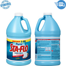 Sta Flo Liquid Starch Great for Crafts Concentrated 64 Ounce, Contains No Dyes