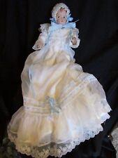 "Rare Heubach Character ""Grumpy"" Doll Porcelain Reproduction"