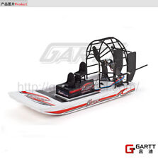 High Speed Swamp Dawg RC Air Boat Body Motor Steering Turbo No Electric Parts