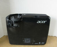 Acer X1220H Projector DLP XGA 2700 Lumens 1129 Lamp Hours w/ No Remote Tested