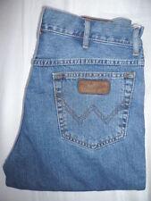 Wrangler Regular High Rise 34L Jeans for Men