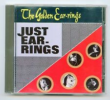 Golden Earrings/Just Earrings (1981 WEST GERMAN release) NEW!