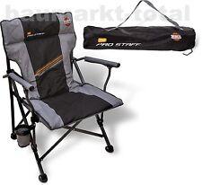ZEBCO Pro Staff Chair Supreme Stuhl Angelstuhl Anglerstuhl Klappstuhl Camping