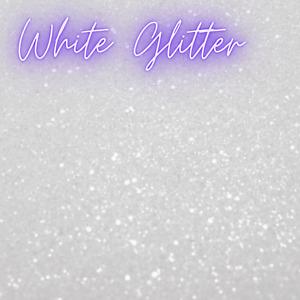 Muriva White Glitter Sparkle Luxury Heavyweight Oriah Wallpaper 401014