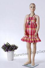 girl-12 Eurotondisplay Schaufensterpuppe Mannequin Kinder Mädchen Figur Neu