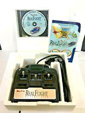 FUTABA R-C SIMULATOR WITH G2 CD GREAT PLANES REAL FLIGHT TRAINER