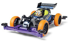 Tamiya 18088 1/32 Mini 4WD Kit Super II Chassis JR Owl Racer (Top Force Body)
