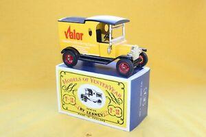 Matchbox Yesteryear Y12-3 Ford Model T Van (1912)  - Code 3 (D84)