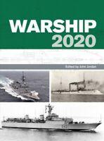 Warship 2020, Hardcover by Jordan, John (EDT); Dent, Stephen (EDT), Like New ...