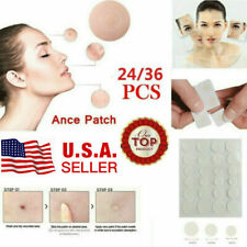 24/36Pcs Skin Tag Acne Patch NEW Hydrocolloid Acne and Skin Tag Remover Patches