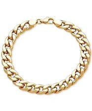 Link 7.5in Bracelet Women's Cuban Gold