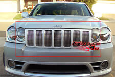 Fits 06-08 Jeep Grand Cherokee Overland/ SRT8 Model Billet Grille Insert
