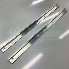 MK2 Cortina 2 portes aluminium Sill trims/Tread plaques