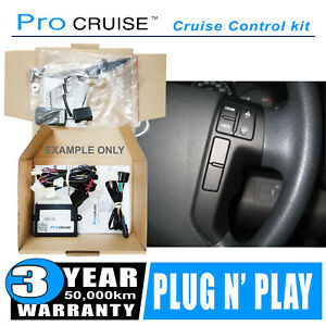 Cruise Control Kit Hyundai H1 iMax, iload diesel 2007-2017 (With OEM control swi