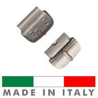 100 X Pesi Equilibratura cerchi ferro da 5g - Contrappesi zinco MADE IN ITALY