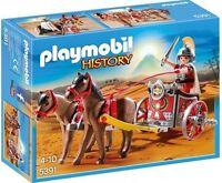 CJ5391 Cuádriga romano 5391 playmobil roman,chariot,carroza