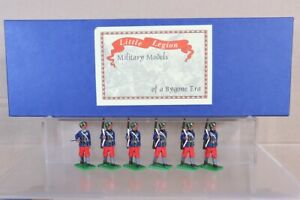 TROPHY MINIATURES INDIAN MUTINY SIKH INFANTRY MARCHING BOXED SET 3 pjm