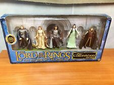Lord of the Rings ROTK - Coronation Gift Pack - Deluxe 5 Figure Set - BNIB