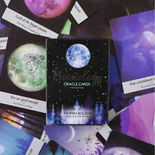 Tarot Cards Moonology Oracle Cards : A 44-Card Deck And Guidebook English Gifts
