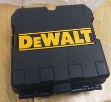 Original DEWALT DW088 DW087 Plastic Box only box  Laser carry box 100% New