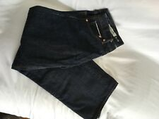 Vintage 1969 Gap loose Fit Jeans 32x28 men's dark wash Ringspun Denim 32 x 28