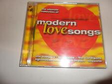 CD Modern Love songs