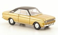 """Ford Taunus P6 15M RS Coupé """"Gold"""" 1968 (Neo Scale 1:87 / 87331)"""