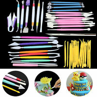 Fondant Cake Pen Flower Cupcake Decorating Sugarcraft Baking Modelling Tools