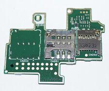 Original Sony Xperia M C1904 C1905 Simkartenleser Micro SD Card Reader Flex