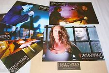 HALLOWEEN resurrection ! john carpenter m myers jeu photos cinema lobby cards