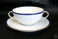 Tiffany Limoges Porcelain Soup Bowl & Server France