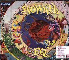 Snowkel - EQ - Japan CD - NEW J-POP - 12Tracks
