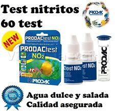 ACUARIO TEST NO2 NITRITOS PRODAC analisis agua