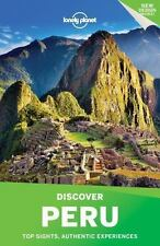 Travel Guide: Discover Peru by Lonely Planet Staff, Carolyn McCarthy, Alex Eger…