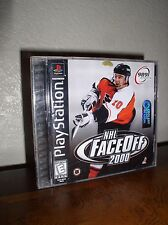 NHL FaceOff 2000 (Sony PlayStation 1, 1999)