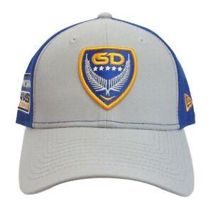 Scott Dixon PNC Bank Chip Ganassi Racing New Era 9FORTY Grey & Blue Hat Indy 500
