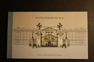Stamps GB Buckingham Palace Prestige Stampbook, Mint 2014