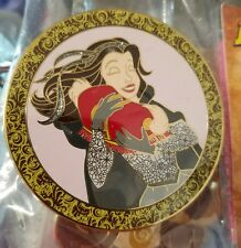 Disney FANTASY PIN Belle Beauty And the Beast