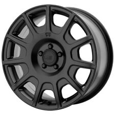 "Motegi MR139 17x7.5 5x4.5"" +40mm Satin Black Wheel Rim 17"" Inch"