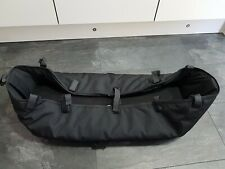 Bugaboo cameleon 3 black carrycot bassinet with mattress & wooden board