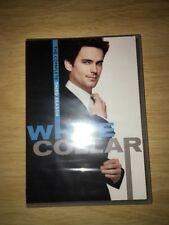 White Collar: Season Three (DVD, 2012, 4-Disc Set)