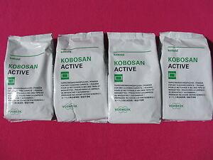 Original Vorwerk Kobosan 2 KG Teppichreinigungspulver mind noch 1,5 Jahre MHD
