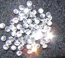 480 Clear Crystal Glass DMC 3.8 Mm Ss16 Flat Back Hotfix Iron on Rhinestone Gems