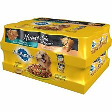 Pedigree Homestyle Choice Cuts Wet Dog Food Variety Pack 24 ct. / 13.2 oz Cans