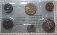 1995 Canada PL RCM Set (6 Coins UNC.)