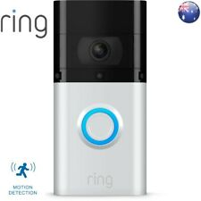 Ring Video Doorbell 3 Plus With Pre-roll Technology Alexa WiFi 1080p HD
