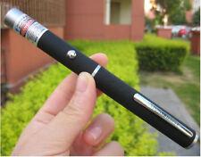 MILITÄR 5MW grünen Laser Zeiger Stift 532nm Laser Hochleistung-Lichtstrahl-Licht