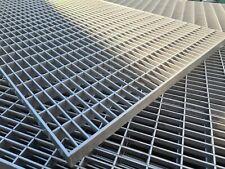 Gitterrost aus Edelstahl 400x1000 MW30/10 Tragstab 20/2 mm,Rinnenrost
